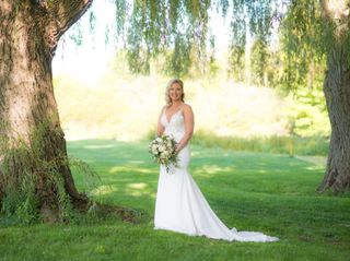 The wedding of Kyla and Matt 2