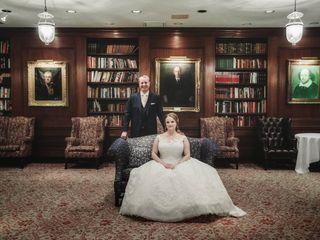 The wedding of Julia and Stephen 1