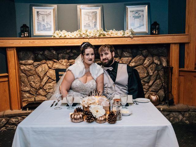The wedding of Mirandi and Dan