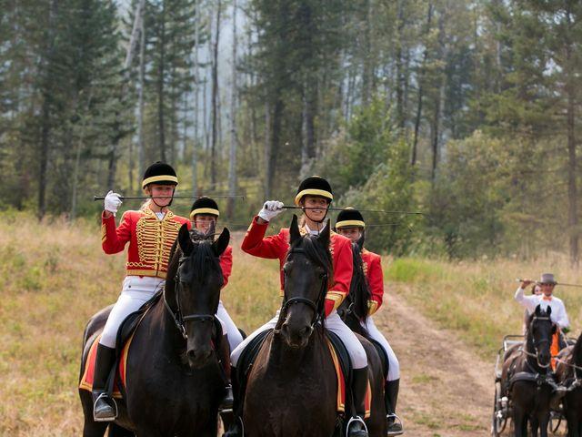 Edward and Andi's wedding in Invermere, British Columbia 24