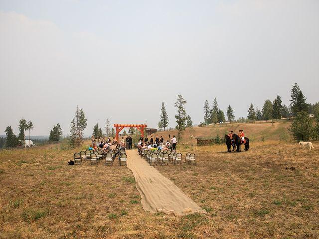 Edward and Andi's wedding in Invermere, British Columbia 28