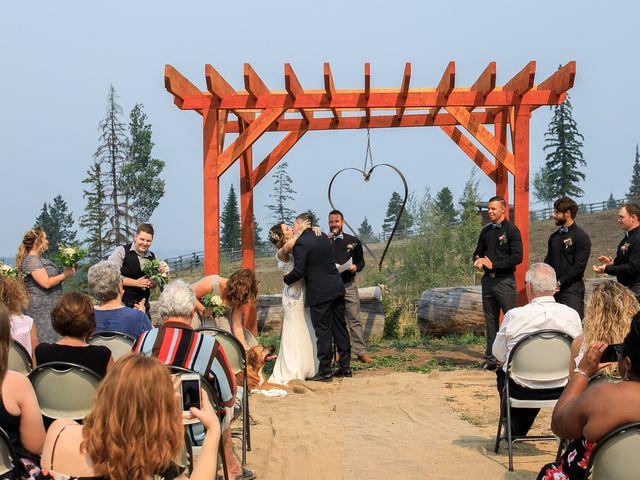 Edward and Andi's wedding in Invermere, British Columbia 29