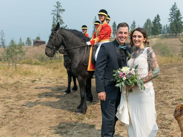 Edward and Andi's wedding in Invermere, British Columbia 31