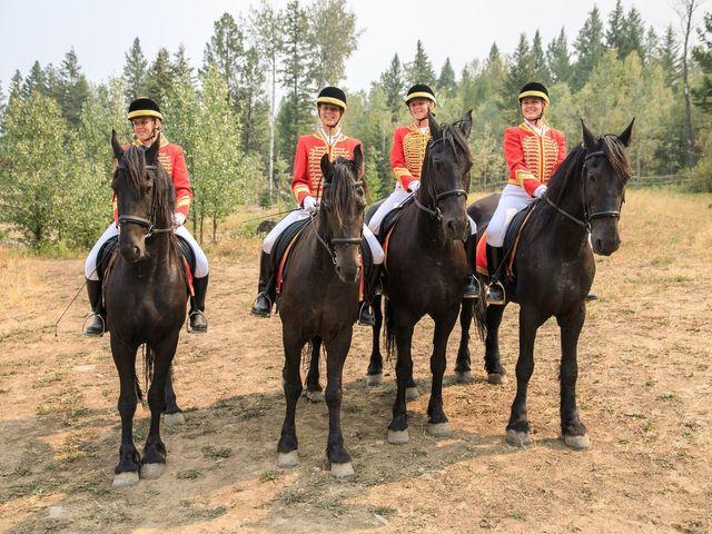 Edward and Andi's wedding in Invermere, British Columbia 32
