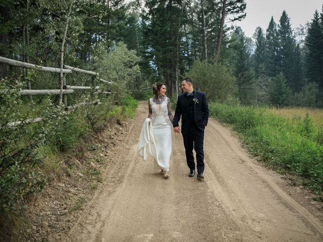 Edward and Andi's wedding in Invermere, British Columbia 36