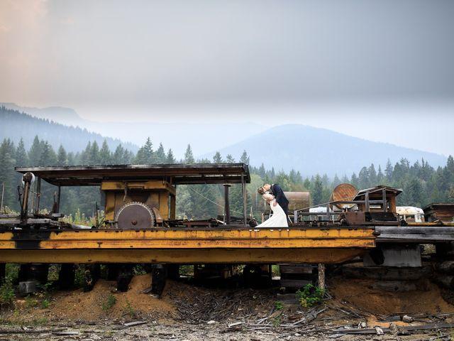 Edward and Andi's wedding in Invermere, British Columbia 37