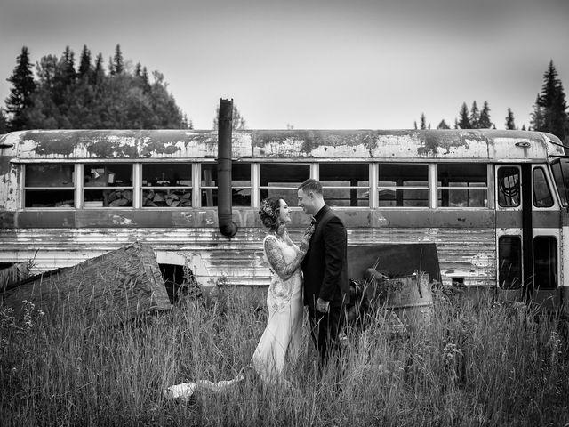 Edward and Andi's wedding in Invermere, British Columbia 39