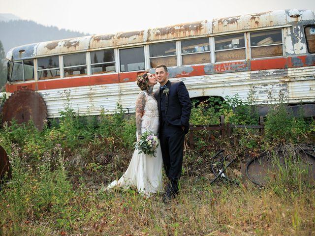 Edward and Andi's wedding in Invermere, British Columbia 40