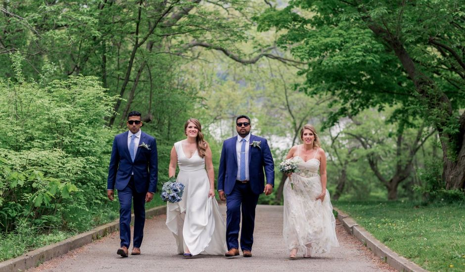 Daniel And Kendyl's Wedding In Toronto, Ontario