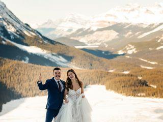 The wedding of Kelly and Jordan 2