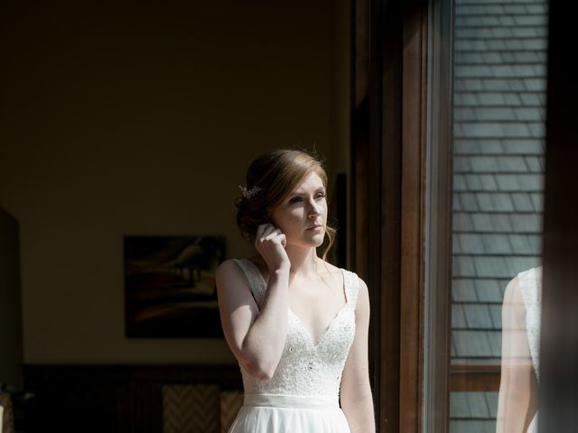 Brent and Emma's wedding in Canmore, Alberta 7