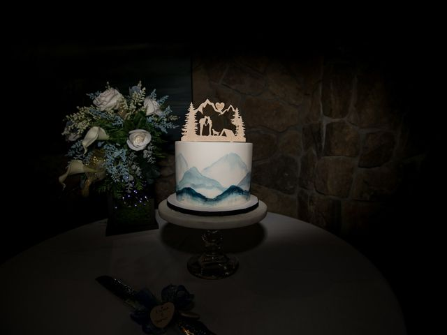 Brent and Emma's wedding in Canmore, Alberta 38