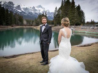 The wedding of Amanda and Tim 2