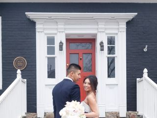 The wedding of Alanna and Germaine 2