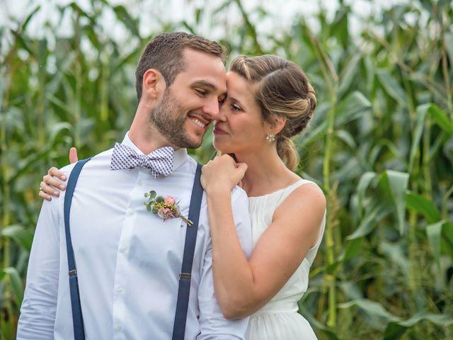 Adam and Sophie's wedding in Nicolet, Quebec 21