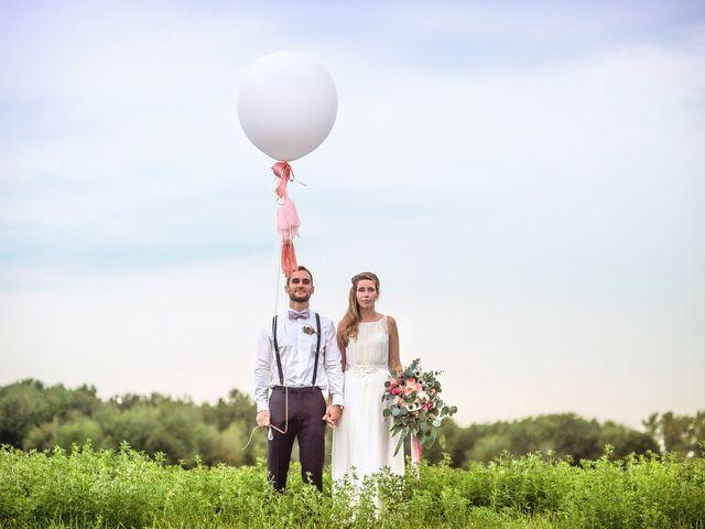 Adam and Sophie's wedding in Nicolet, Quebec 25