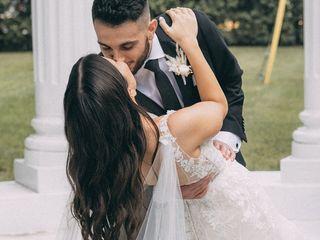 The wedding of Felicia and Libero  1