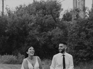 The wedding of Felicia and Libero  3