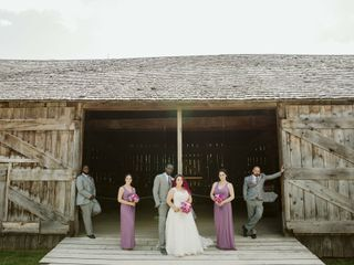 The wedding of Samantha  and Corey  3