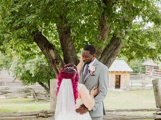 The wedding of Samantha  and Corey