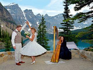 The wedding of Tara-Rae and Justin