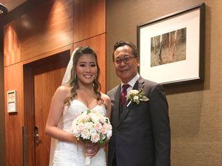The wedding of Vanessa and Eric 2