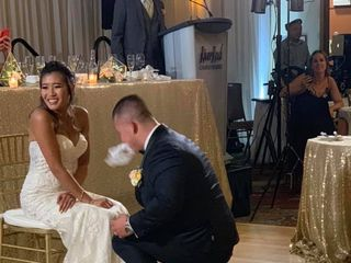 The wedding of Vanessa and Eric 3
