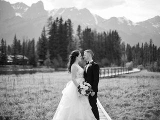 The wedding of Keeley and Matt