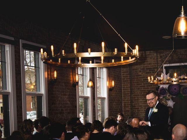 Joe and Brianne's wedding in Edmonton, Alberta 1