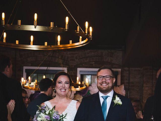 Joe and Brianne's wedding in Edmonton, Alberta 11
