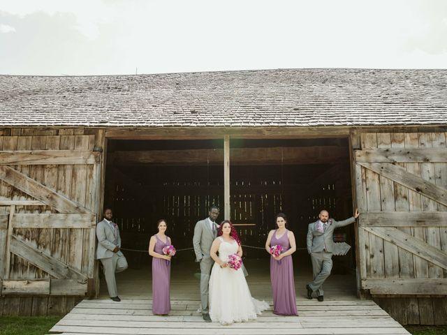 Corey  and Samantha 's wedding in Vaughan, Ontario 1