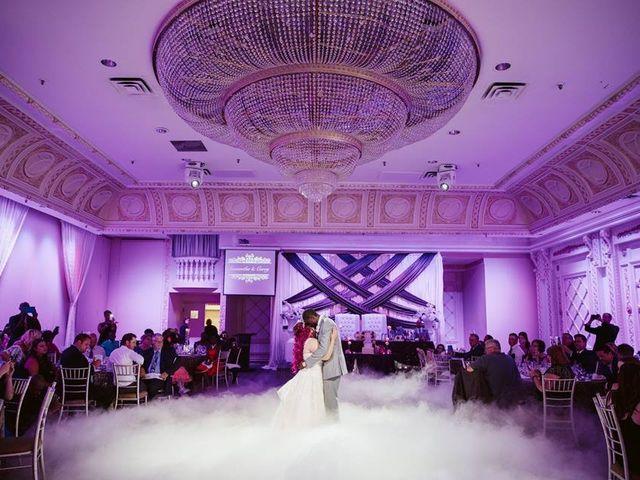 Corey  and Samantha 's wedding in Vaughan, Ontario 5