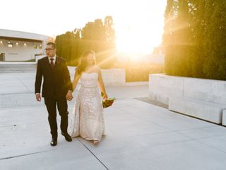 The wedding of Issa and Gavin