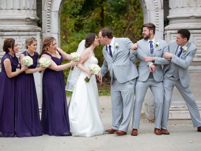 Walter and Kaitlyn's wedding in Toronto, Ontario 11