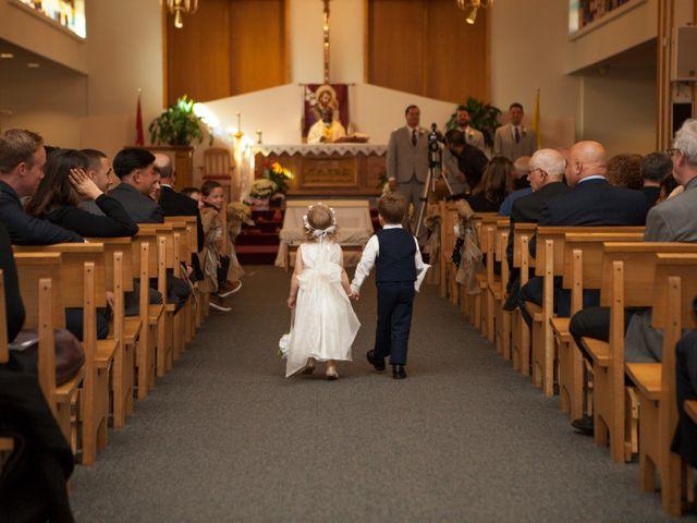 Walter and Kaitlyn's wedding in Toronto, Ontario 13
