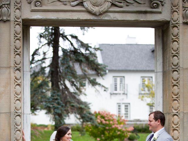 Walter and Kaitlyn's wedding in Toronto, Ontario 17
