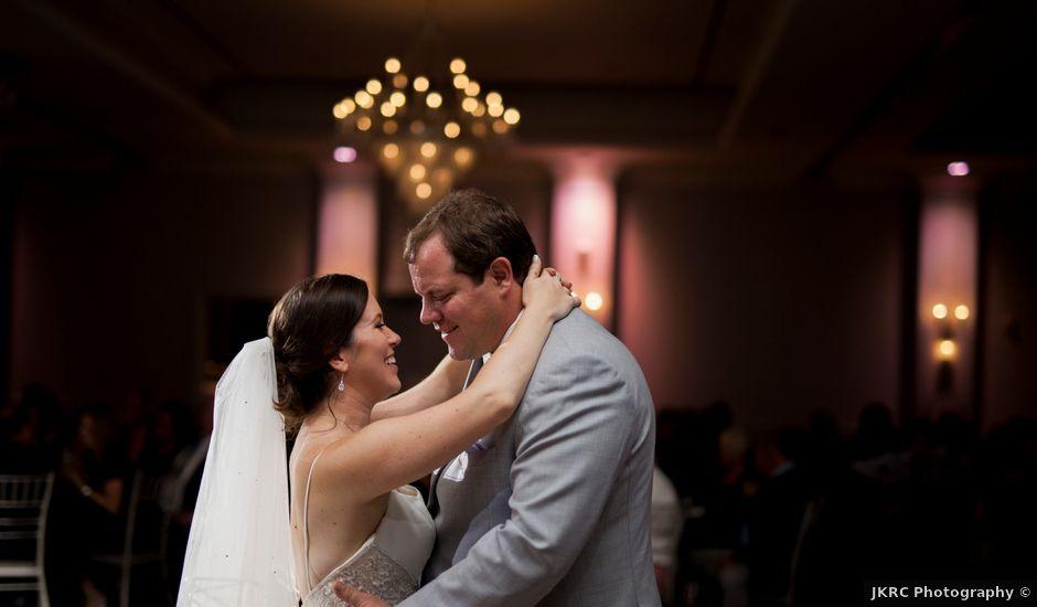 Walter and Kaitlyn's wedding in Toronto, Ontario