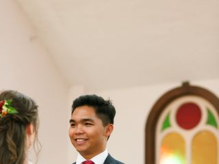 The wedding of Rachel and Kevin 2