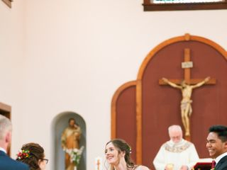 The wedding of Rachel and Kevin 3