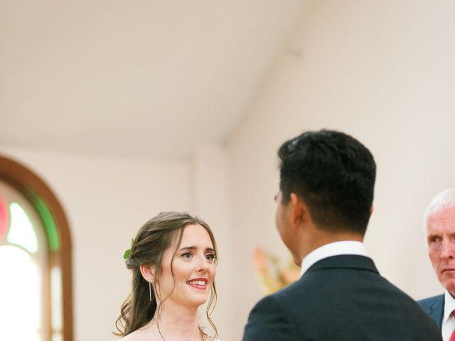 Kevin and Rachel's wedding in Halifax, Nova Scotia 3