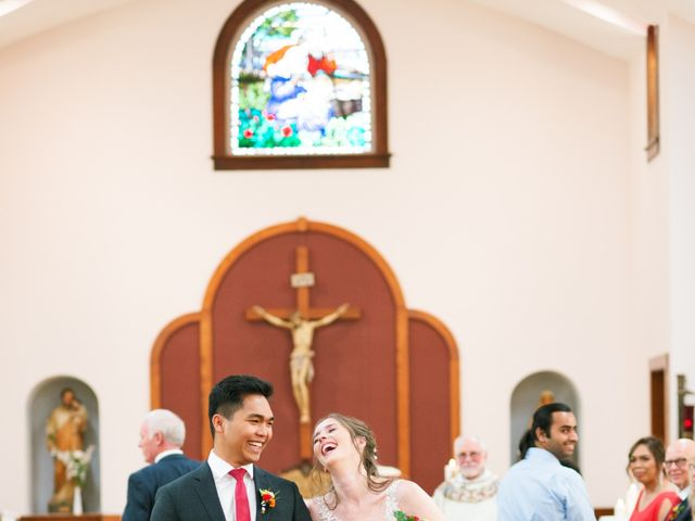 Kevin and Rachel's wedding in Halifax, Nova Scotia 8