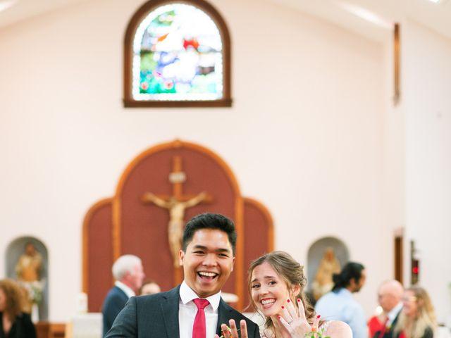 Kevin and Rachel's wedding in Halifax, Nova Scotia 9