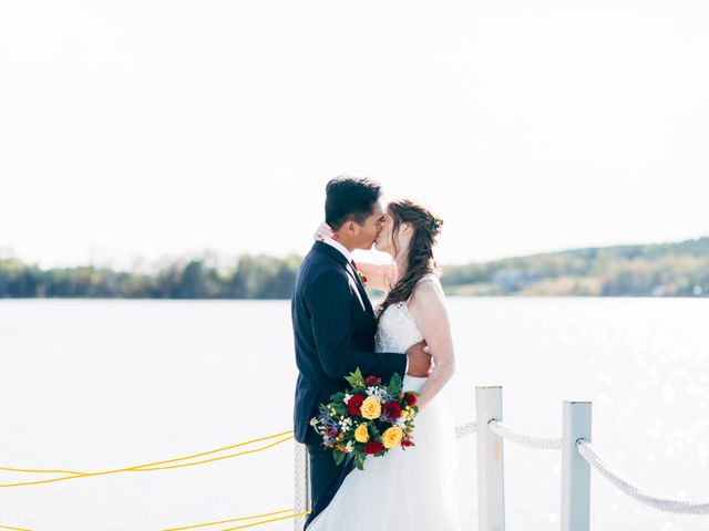 Kevin and Rachel's wedding in Halifax, Nova Scotia 15