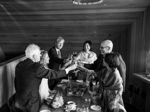 Lucia and Gordon's wedding in Banff, Alberta 34
