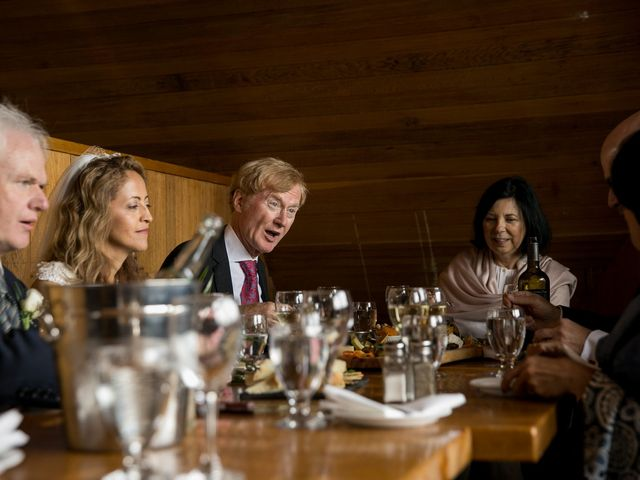 Lucia and Gordon's wedding in Banff, Alberta 35