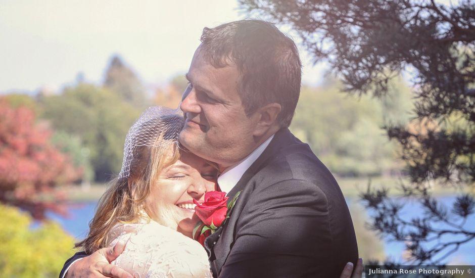 Robb and Christina's wedding in Winnipeg, Manitoba