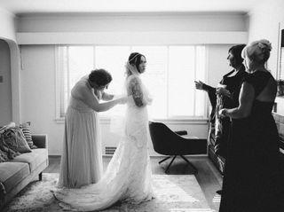The wedding of Gallia and Benjamin 1