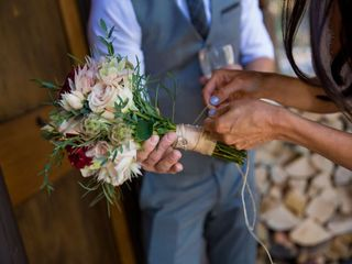 The wedding of Joel and Melanie 2