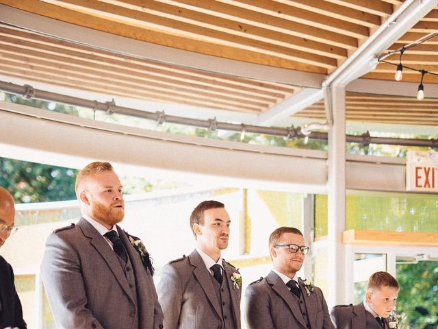 Benjamin and Gallia's wedding in Vancouver, British Columbia 4