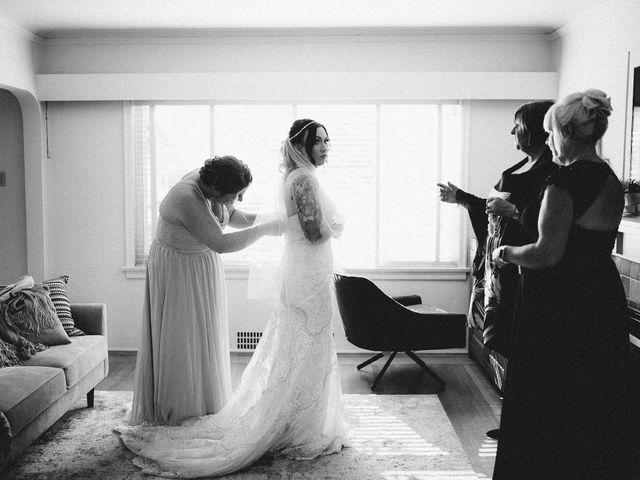 Benjamin and Gallia's wedding in Vancouver, British Columbia 3